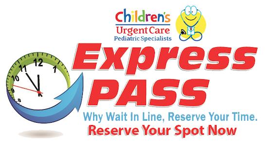 Children's Urgent Care Express Pass